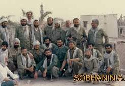 دوران دفاع مقدس و حضور در جبهه