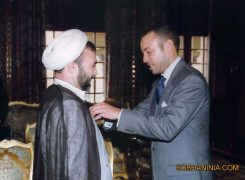 دوران سفارت مغرب