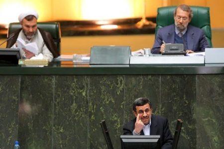 ناگفتههای سبحانی نیا از مجمع عقلا در مجلس سوم، نحوه رسیدن حداد بر ریاست پارلمان هفتم و درگیری لاریجانی و احمدی نژاد در یکشنبه سیاه مجلس نهم